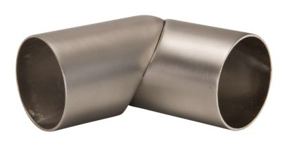 Flexibel koppelstuk 45 mm RVS