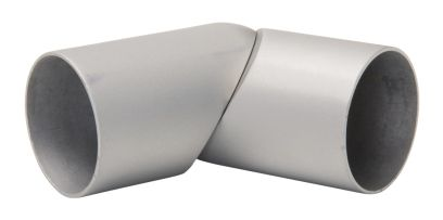 Flexibel koppelstuk 45mm aluminium