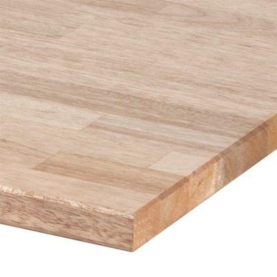 Massief houten werkblad hardhout
