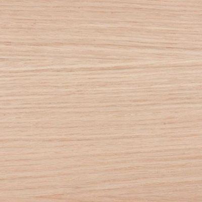 Overzettrede eiken 130 x 40 cm