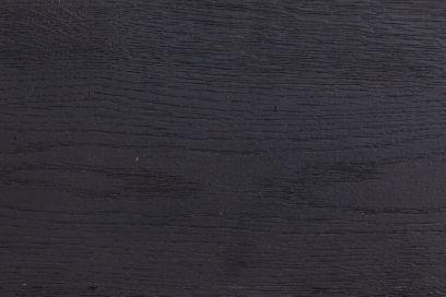 Eiken plank Carbon Black