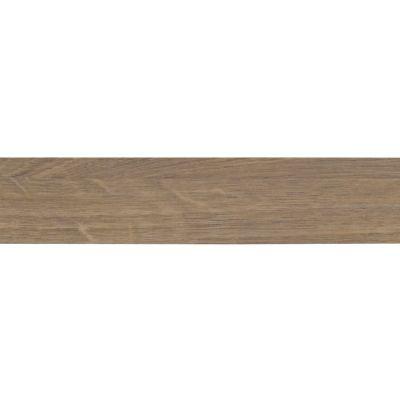 Kantband bruin eiken 40 x 6 cm
