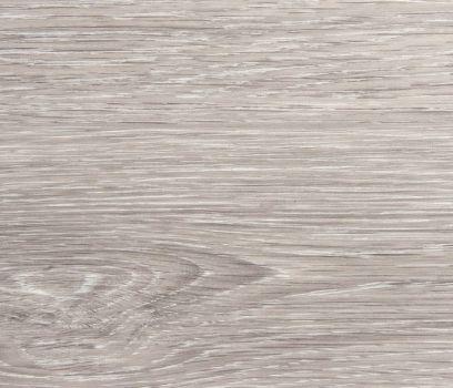 Overzettreden zelfklevend vinyl zilvergrijs eiken 130 x 40 cm