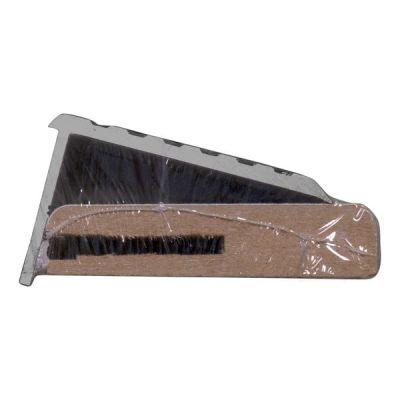Afwerkprofiel Beton antraciet 130x5cm