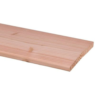 Douglas plank geschaafd 1,8 x 19 x 240 cm
