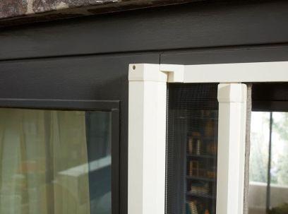 Rolhor voor deuren Comfort grijs